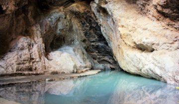 Grotta delle Ninfee, Cosenza – Calabria